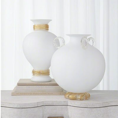 Lido Vase and Torcello Vase