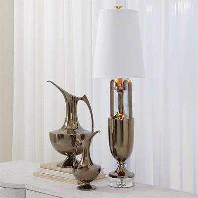 Amphora Lamp with Ewers