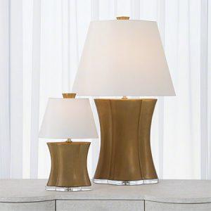 Quatrefoil Lamps
