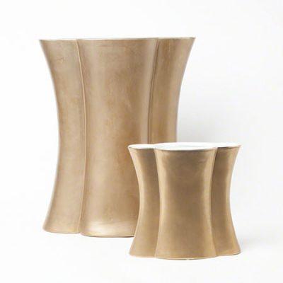 Quatrefoil Vases