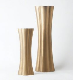Quatrefoil Elongated Vases