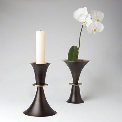 Trumpet Candleholder/Vase