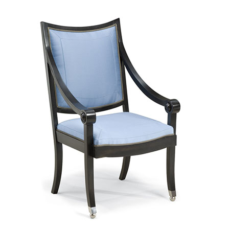 Rivoli Dining Arm Chair | The Roger Thomas Collection