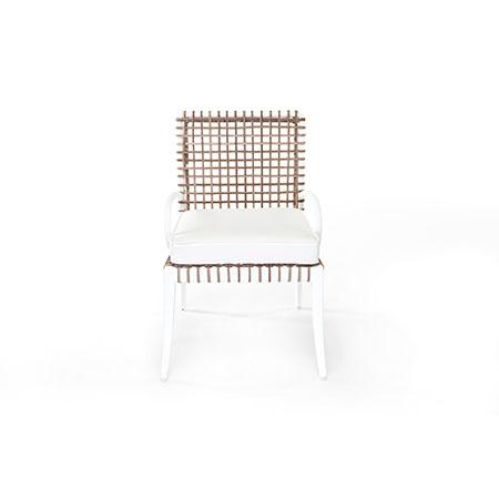 Alpha Dining Arm Chair