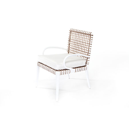 Alpha Dining Arm Chair  sc 1 st  The Roger Thomas Collection & Alpha Dining Arm Chair   The Roger Thomas Collection