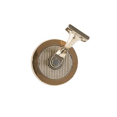 Flute Handrail Bracket (Round)