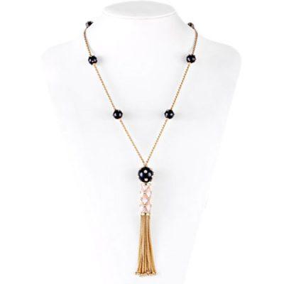 Nappa Necklace