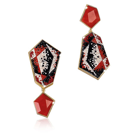 Cubista Earrings