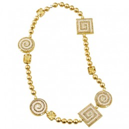 Labirinto Necklace
