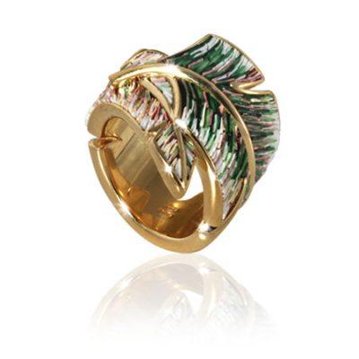 Piuma Ring