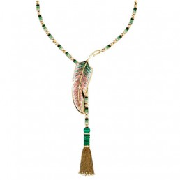 Piuma Necklace