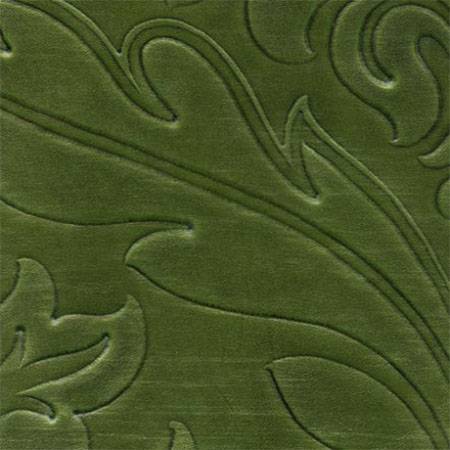 "Medici Damask in ""Exquisite Emerald"""