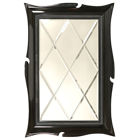 Bernini with Harlequin Pattern Mirror – 2