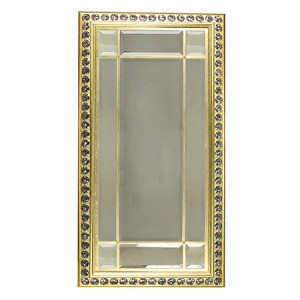 Diamond Crystal Surround Mirror