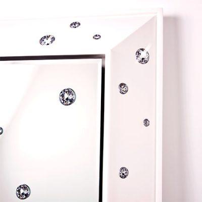 Galileo Mirror Detail