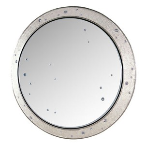 Galileo Round Mirror