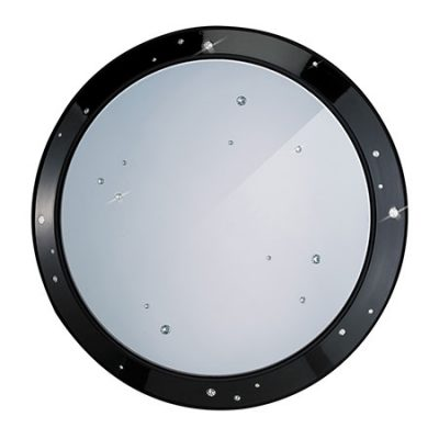 Galileo Round Mirror