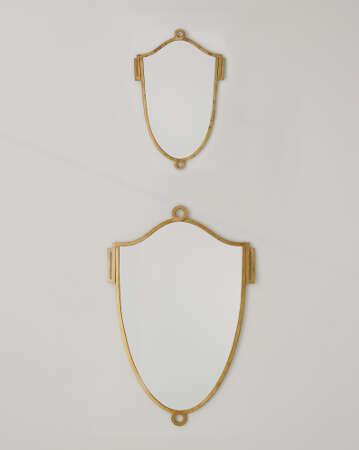 China Shield Mirror