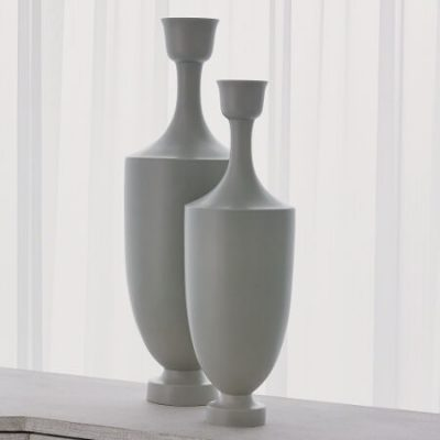 Porthos Vase in Matte Celadon