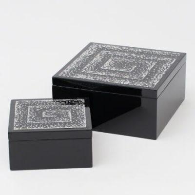 Vortex Square Boxes for Studio A Home