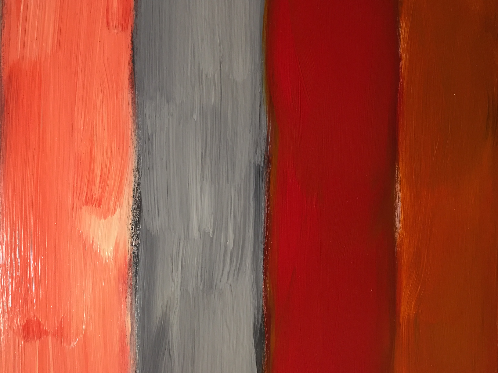 Sean Scully's Land Sea | The Roger Thomas Collection