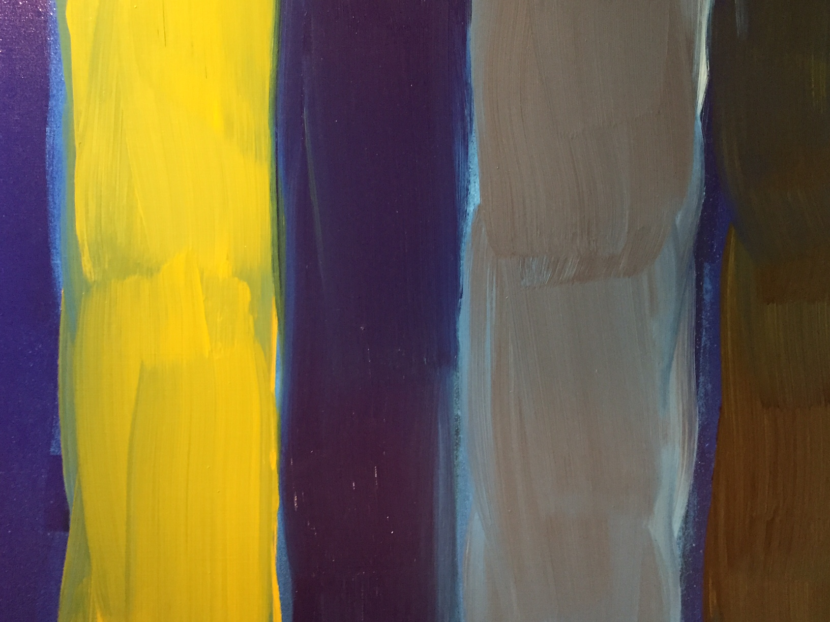 Sean Scully's Land Sea   The Roger Thomas Collection