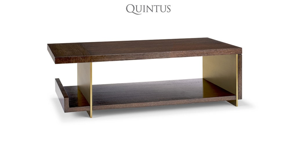 Gia Coffee Table by Elisa Carlucci
