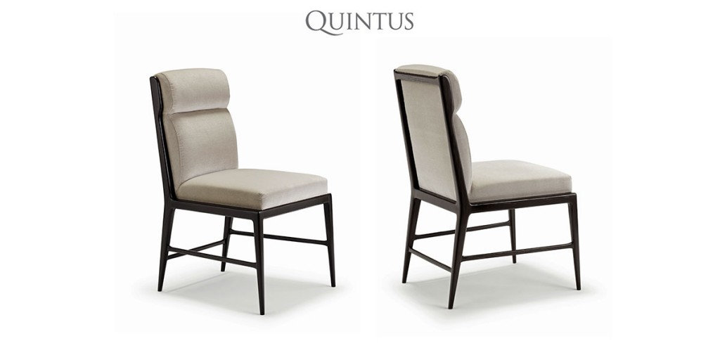 Luca Dining Side Chair by Elisa Carlucci