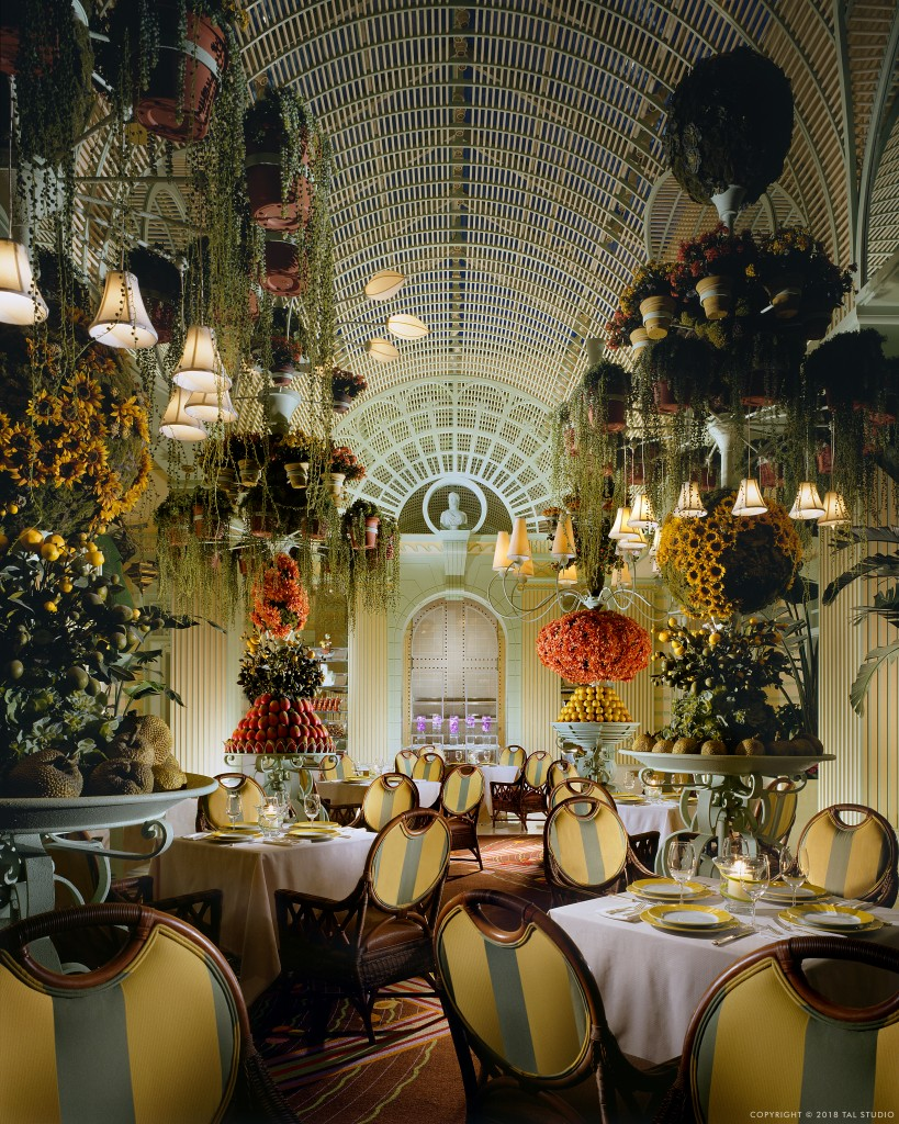 Main dining room - The Buffet at Wynn Las Vegas
