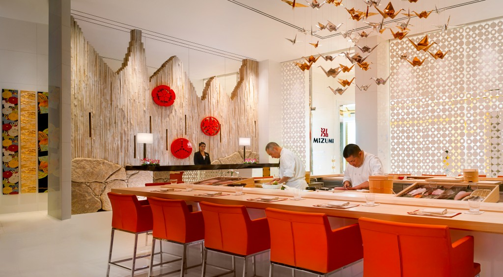 155-WMP-Mizumi Sushi Bar with People