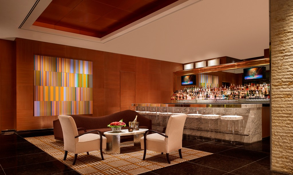 After: Bar at SW Steakhouse - Wynn Las Vegas