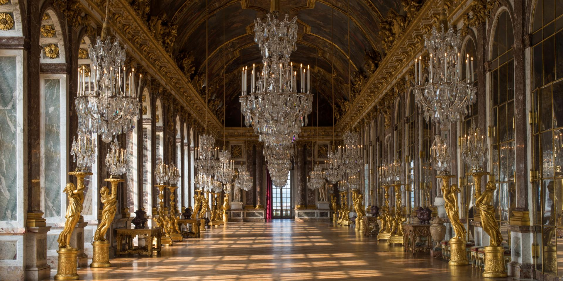 The Hall of Mirror