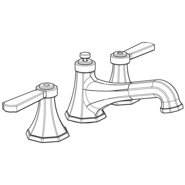 Speakman Opera Widespread Faucet